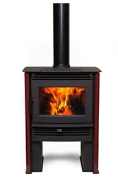 Pacific Energy Neo 1 6 Small Contemporary Wood Stove